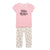 Kid Girls Pyjama Set (2 Pc Set)