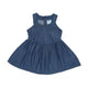 Baby Girls S/L Dress