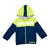 Baby Boys Hooded Jacket With Zipper
