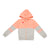 Kid Girls Full Sleeve Hooded Jacket