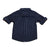 Baby Boys Collar Shirt with Roll Up Sleeve