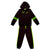 Kid Girls Full Sleeve Hooded Jacket with Jogger Pants