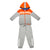 Baby Boys Hooded Jacket With Jogger Pant
