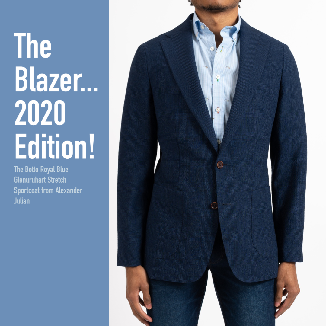 The Blazer... 2020 Edition!