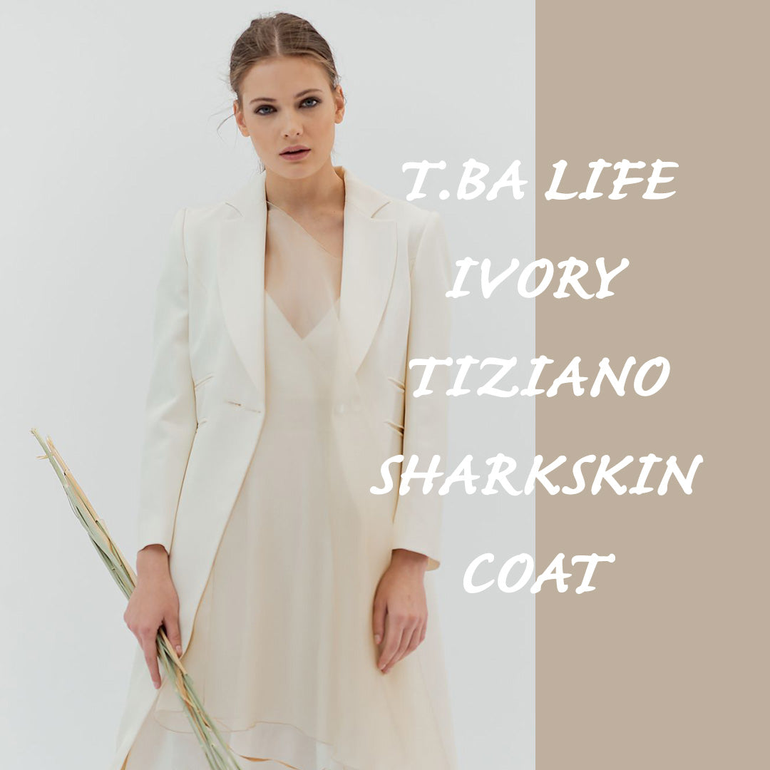 Staff Picks: Meagan Julian and the Ivory Tiziano Sharkskin Coat