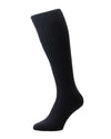 Laburnum Wool Blend Over-the-Calf Length Socks