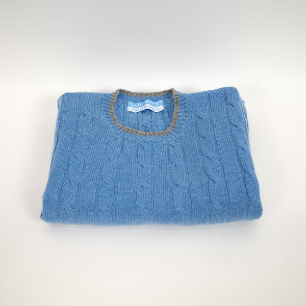 CashCottCable Sweater
