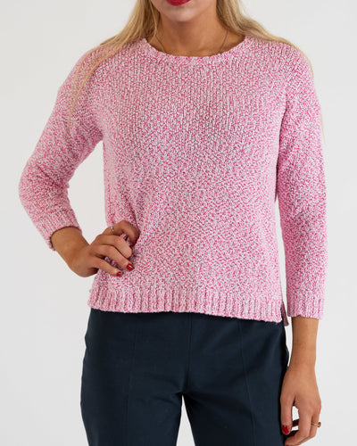 Conchiglia Pink Sweater