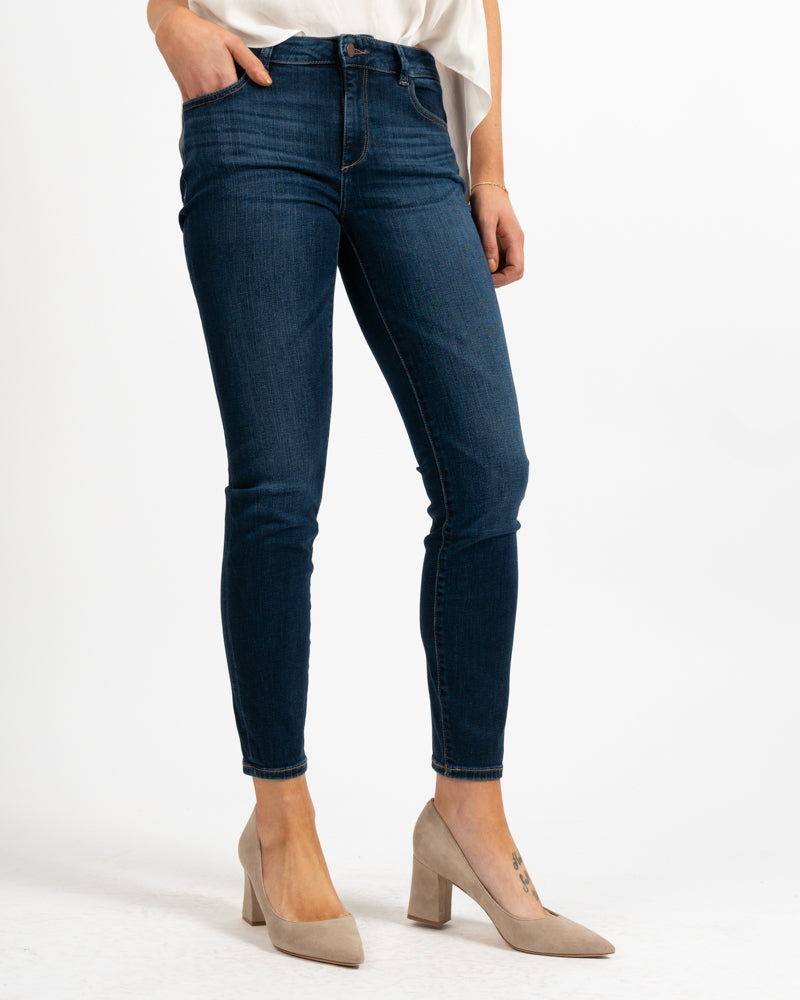 Florence Ankle Mid Rise Jean