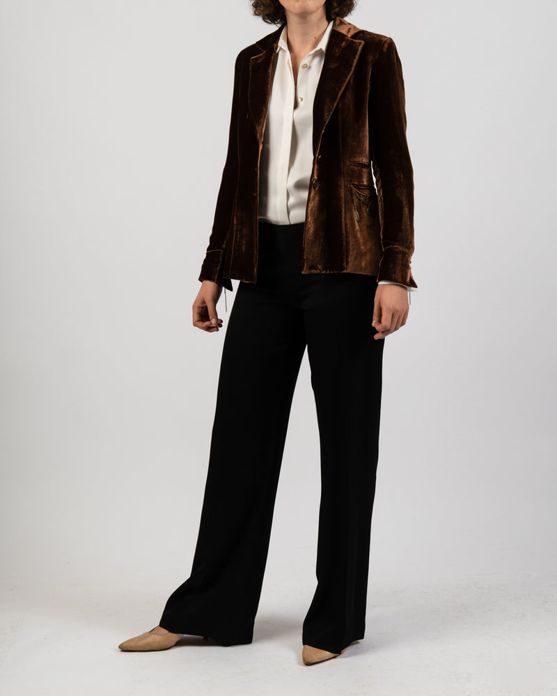 Mariane Rock Velvet Jacket
