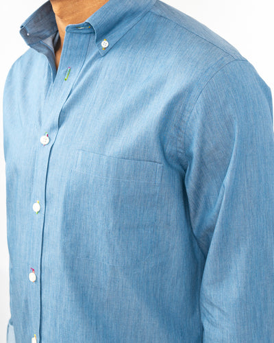 Haw River Chambray Shirt