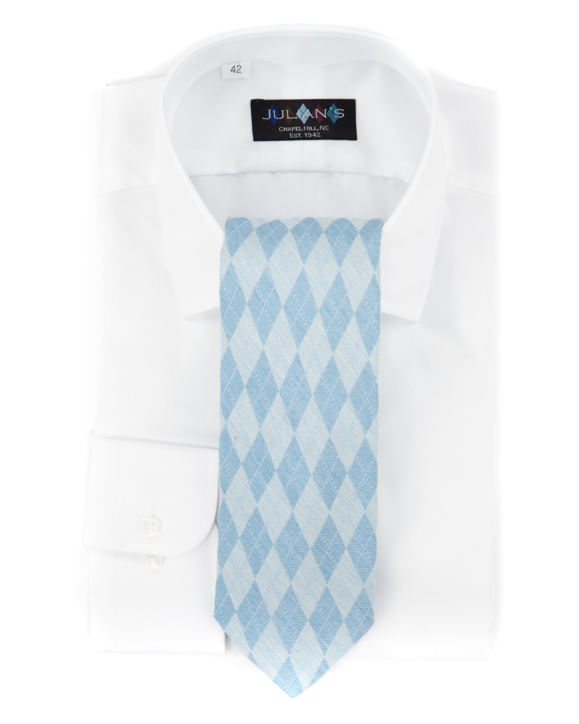 Argyle 2.0 Light Necktie