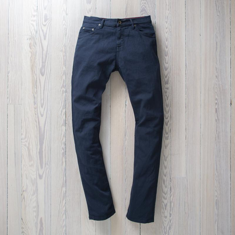Alexander Stretch Denim Dark Fathom