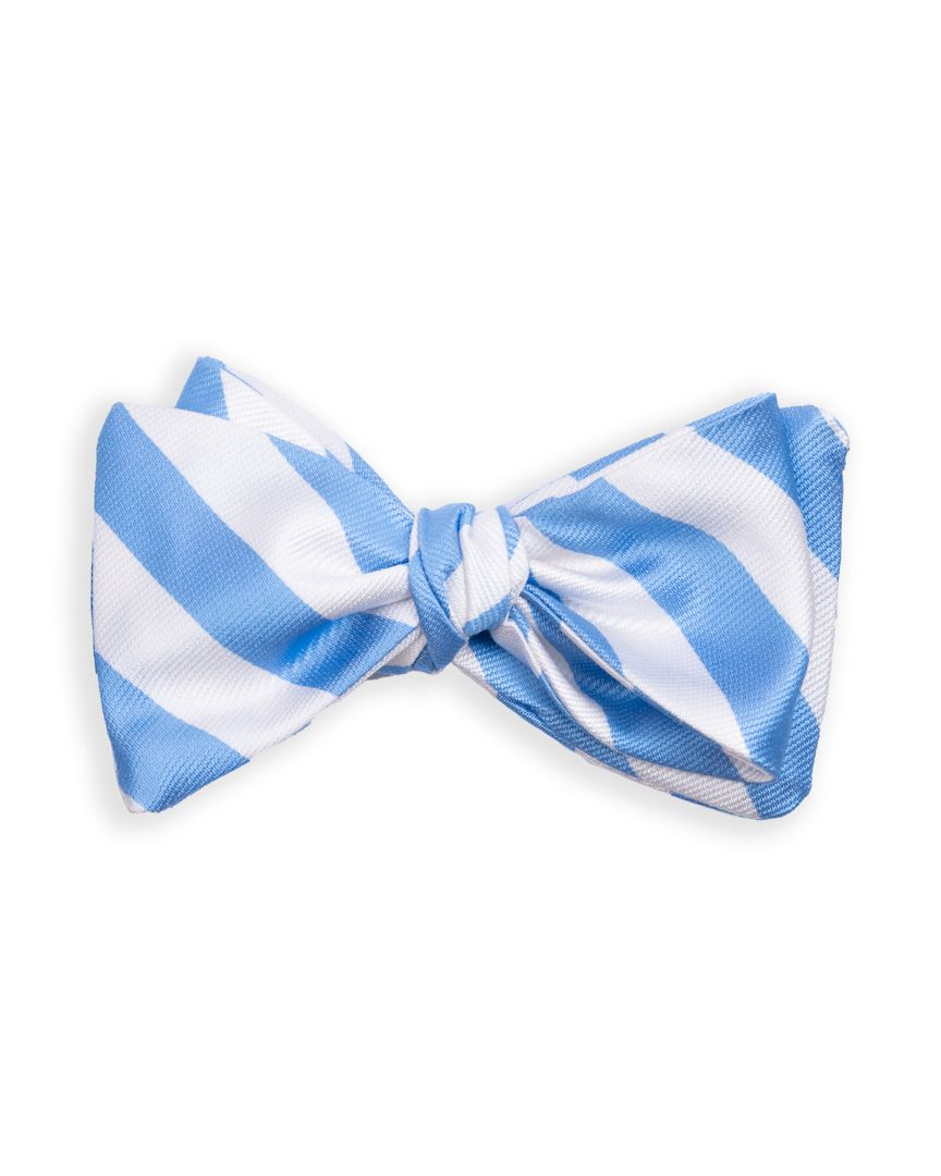 "1/2"" Bar Stripe Bowtie"
