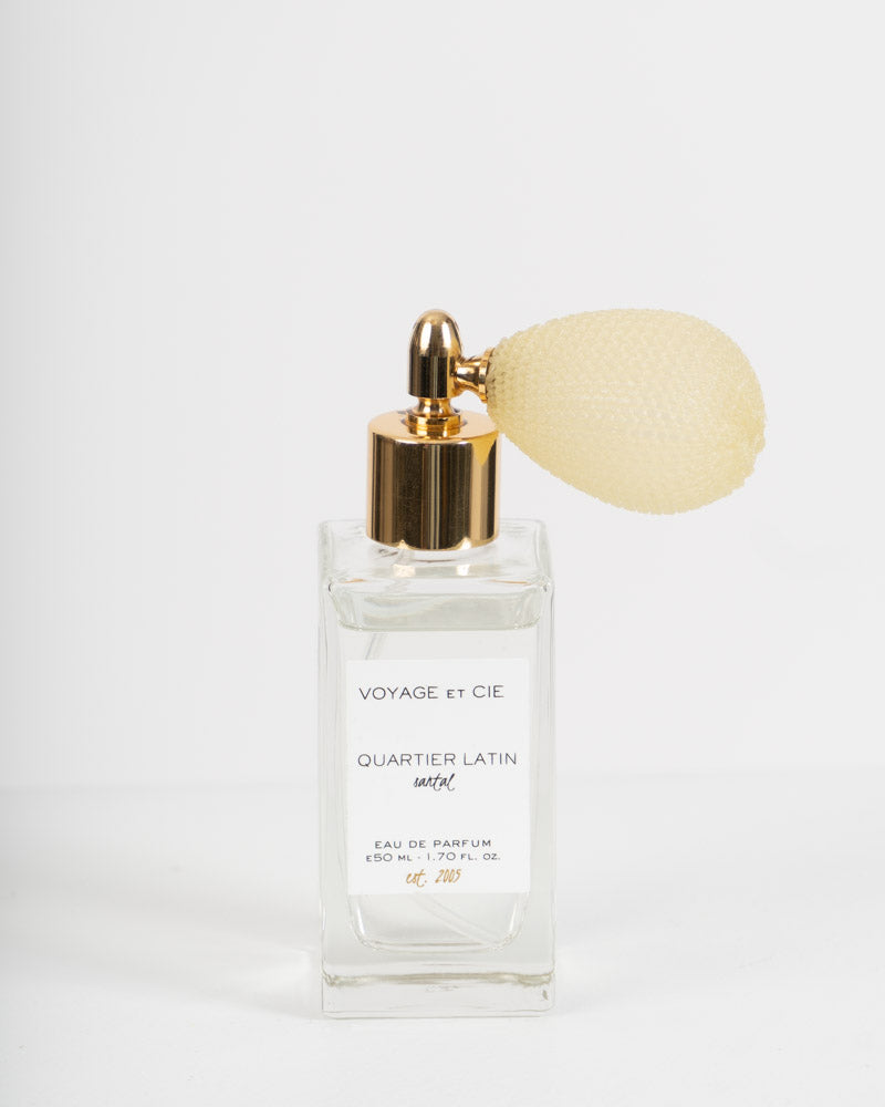 50ml Parfum with Pouf