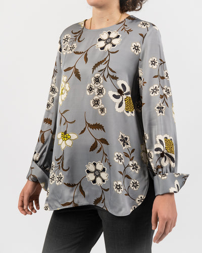 Dogwood Floral Top