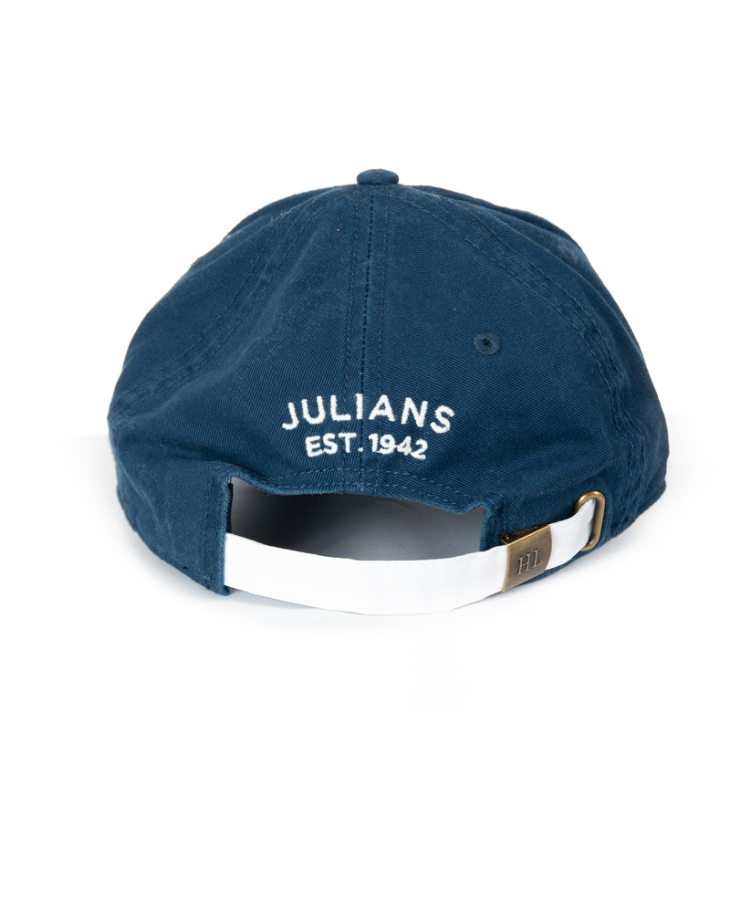 Navy Old Well Ballcap
