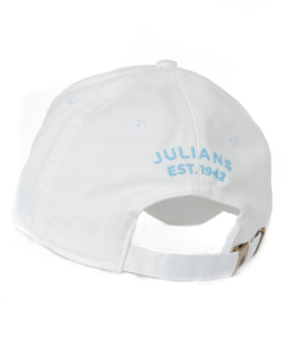 White Old Well Ballcap