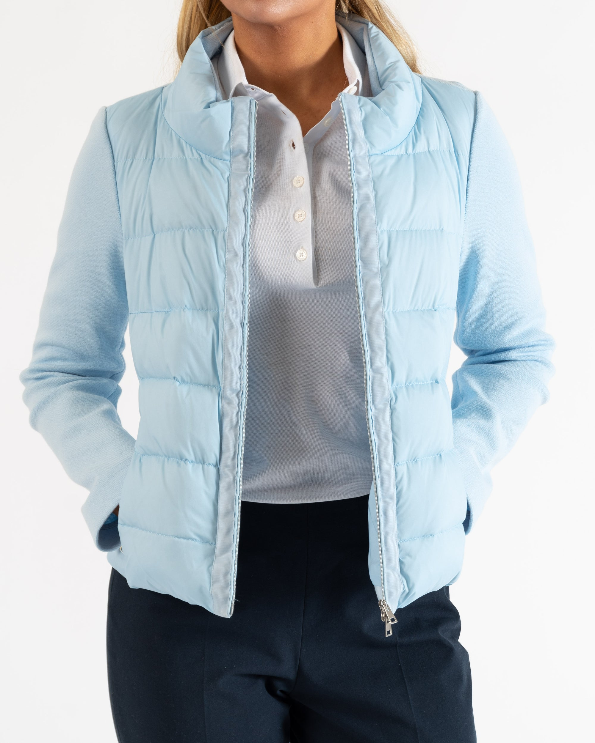 Charles Quilted Puffer