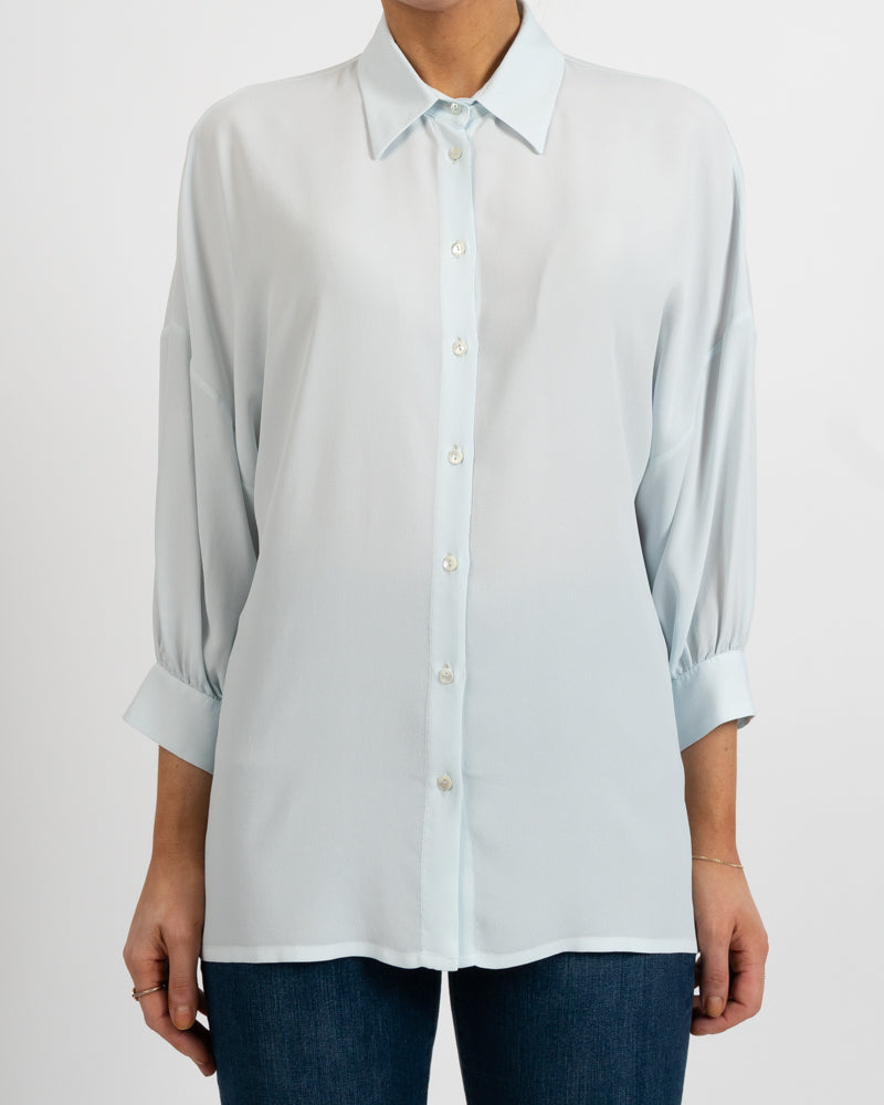 Corey Drop Shoulder Blouse