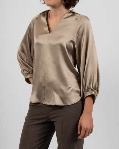 Boldini V-Neck Blouse