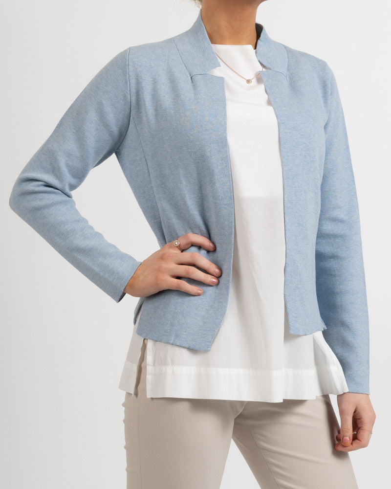 Short Cotton Cardi