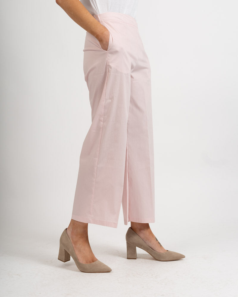 Sateen Crop Pant