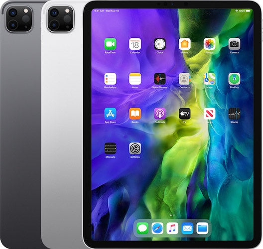 "Sell Used iPad Pro 2nd Gen (11.0"") 2020 LTE (A2068/A2230)"