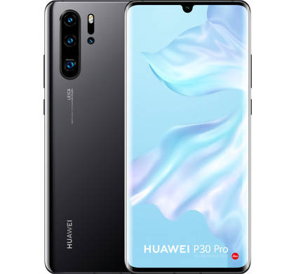 Used And Refurbished Secondhand Huawei P30 Pro - Black - 256GB - Reebelo