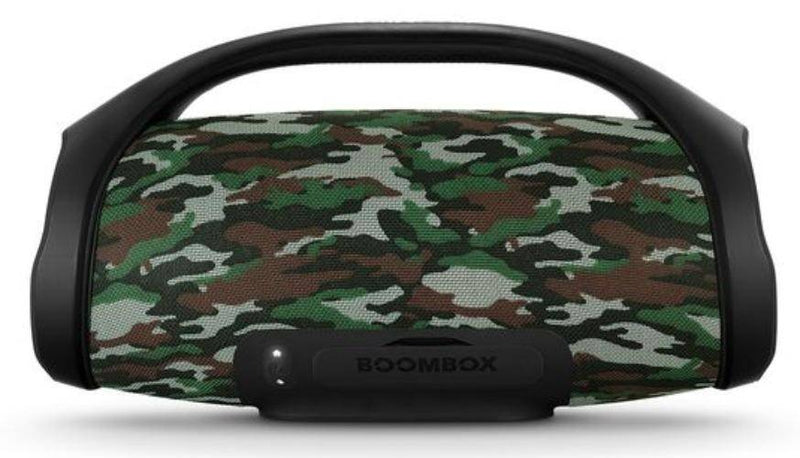 Used And Refurbished Secondhand JBL Boombox - - Camo Green - Mint condition - Reebelo.