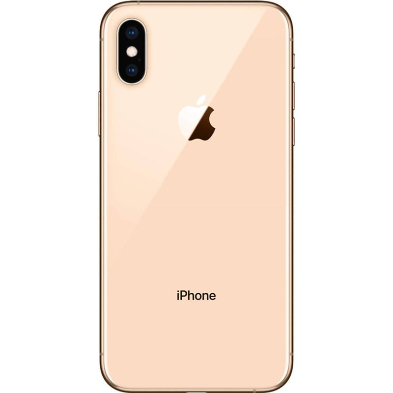 Used And Refurbished Secondhand Apple iPhone XS - Gold - 256 GB - Very good condition - Reebelo