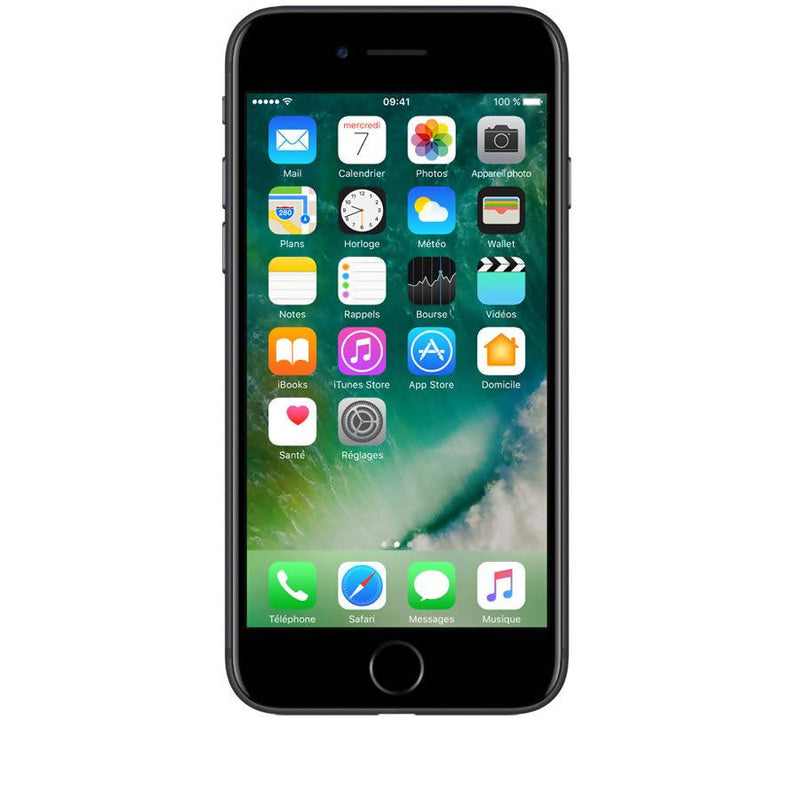 Used And Refurbished Secondhand Apple iPhone 7 - Black - 128 GB - Reebelo
