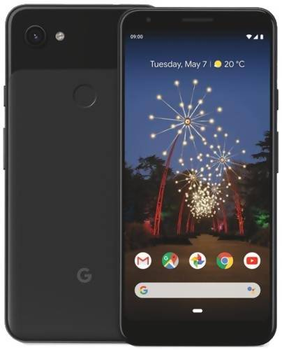 Google Pixel 3A XL -64GB - Just Black - Very good condition