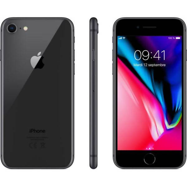 Used And Refurbished Secondhand Apple iPhone 8 - Grey - 256 GB - Reebelo