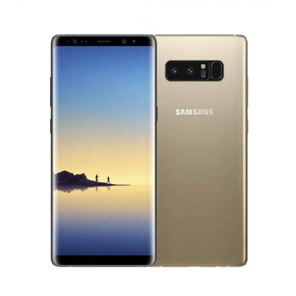 Used And Refurbished Secondhand Samsung Galaxy Note 8 - Gold - 64GB - Good condition - Reebelo