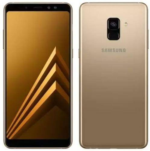 Samsung Galaxy A8+ -64GB - Gold - Good condition