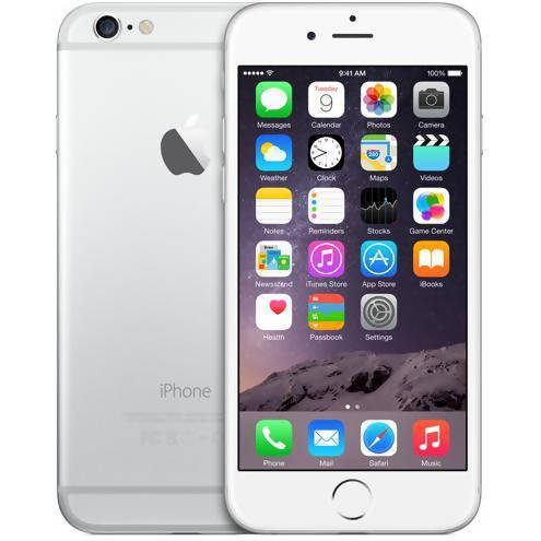 Used And Refurbished Secondhand Apple iPhone 6 - Silver - 64GB - Very good condition - Reebelo