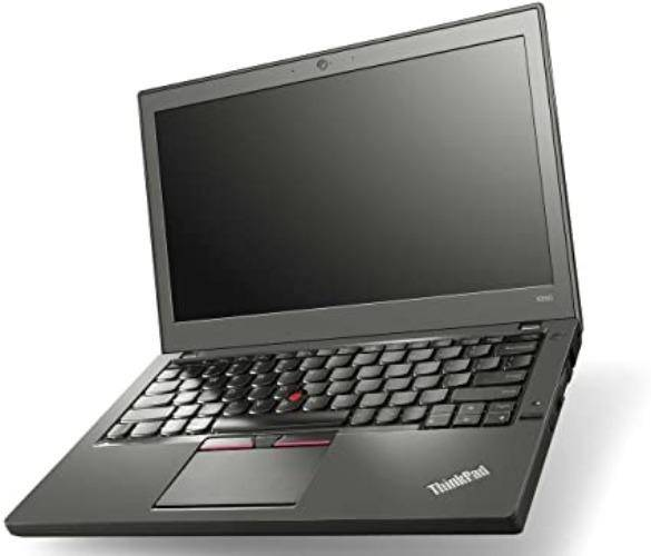 Lenovo Thinkpad X250 Touch -240GB - Black - Mint condition