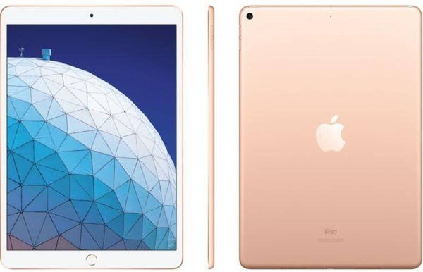 Used And Refurbished Secondhand Apple iPad Air 3 WiFi -64GB - Gold - Very good condition - Reebelo.