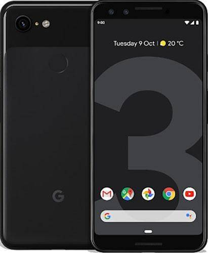 Used And Refurbished Secondhand Google Pixel 3 -64GB - Black - Very good condition - Reebelo