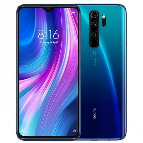 Xiaomi Redmi Note 8 Pro -64GB - Midnight Blue - Brand New Condition