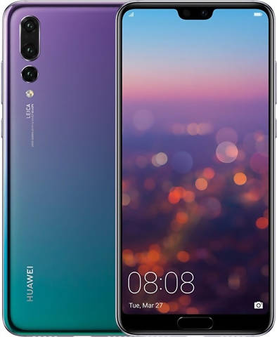 Used And Refurbished Secondhand Huawei P20 Pro - Twilight - 128GB - Very good condition - Reebelo