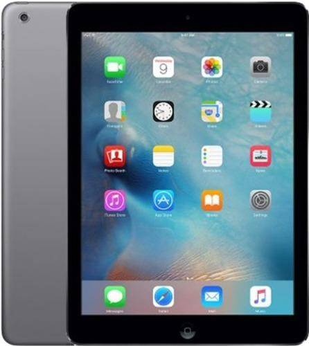Used And Refurbished Secondhand Apple iPad Air WiFi -16GB - Space Grey - Very good condition - Reebelo.
