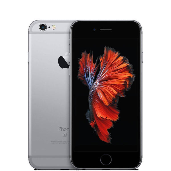 Used And Refurbished Secondhand Apple iPhone 6s - Grey - 16GB - Reebelo
