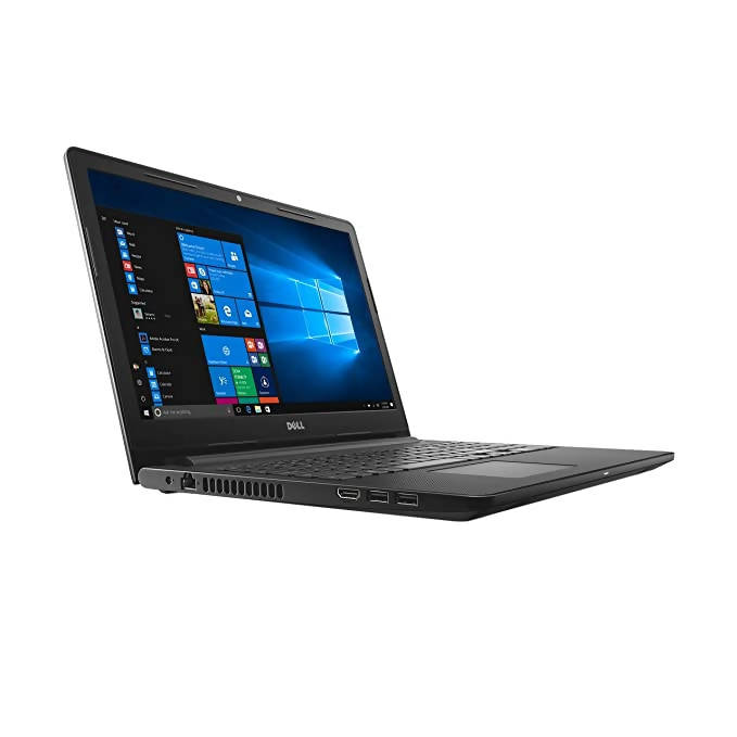 Used And Refurbished Secondhand Dell Inspiron 15 (3576) - Black - 240GB SSD - 15-inch - i5-8250U - 8GB - Very good condition - Reebelo