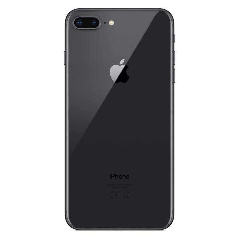 Used And Refurbished Secondhand Apple iPhone 8 Plus - Black - 256GB - Very good condition - Reebelo