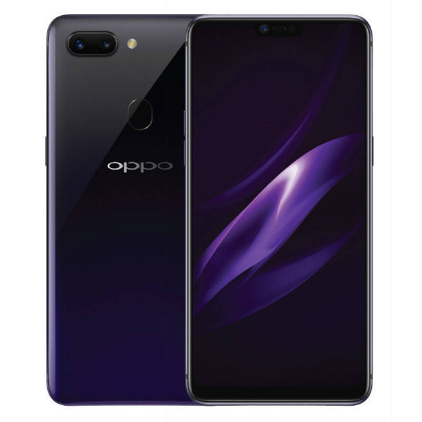 Used And Refurbished Secondhand Oppo R15 Pro - Purple - 128GB - Mint condition - Reebelo