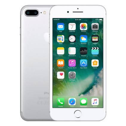 Used And Refurbished Secondhand Apple iPhone 7 Plus - Silver - 32 GB - Reebelo
