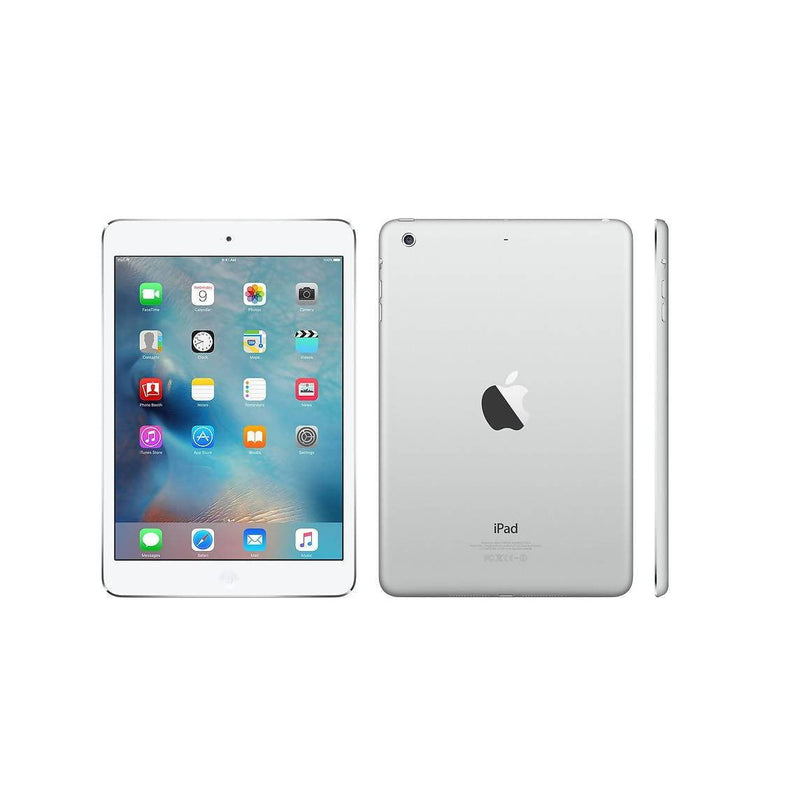 Used And Refurbished Secondhand Apple iPad Mini 2 Wifi + Cellular | Silver - 16GB | Silver condition - Reebelo