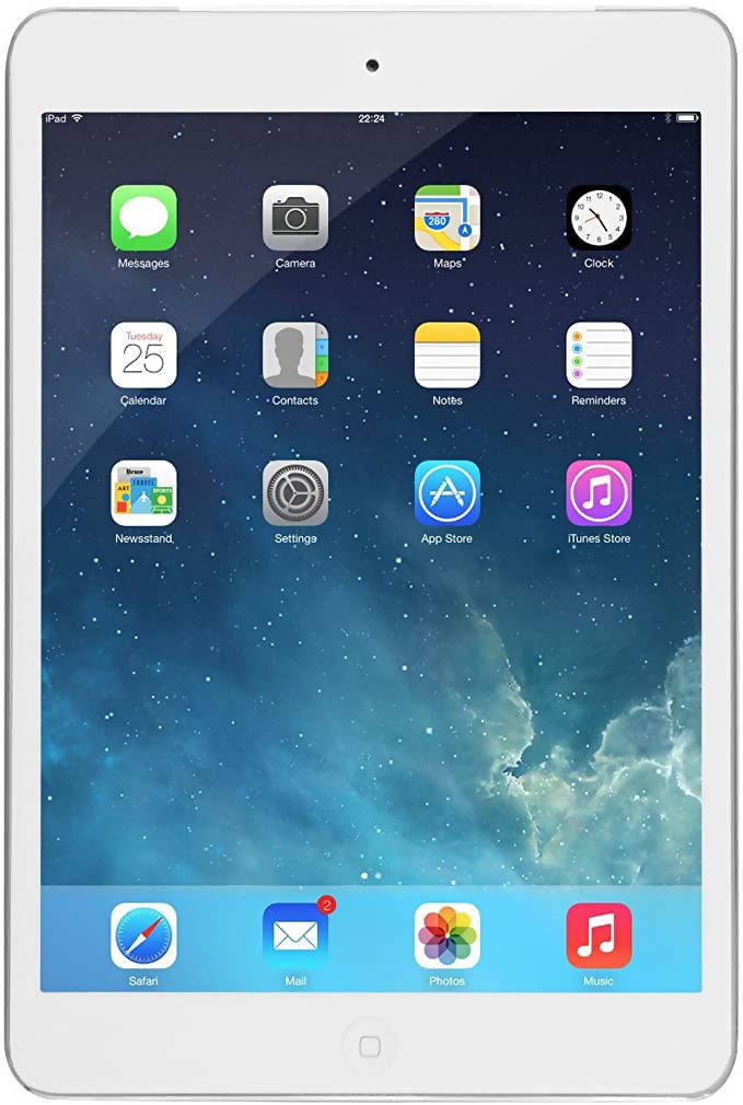 Used And Refurbished Secondhand Apple iPad Mini 1 WiFi + LTE - Silver - 64GB - Good condition - Reebelo